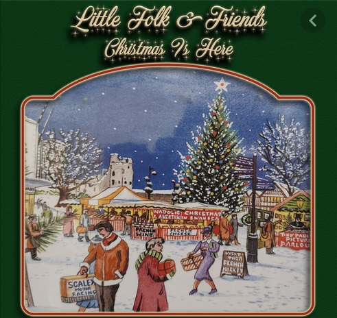 little folk christmas